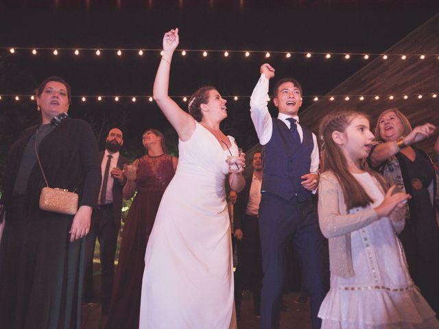 La boda de Arturo y Feli en Molinaseca, León 77