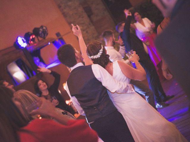 La boda de Arturo y Feli en Molinaseca, León 79