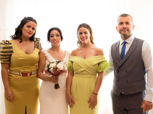 La boda de Darío y Silvia en Almería, Almería 1