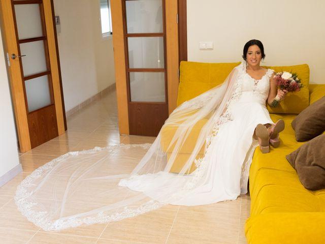 La boda de Darío y Silvia en Almería, Almería 7