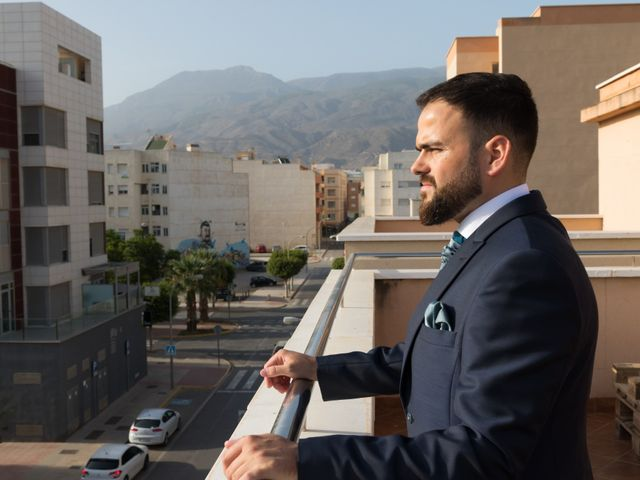 La boda de Darío y Silvia en Almería, Almería 19
