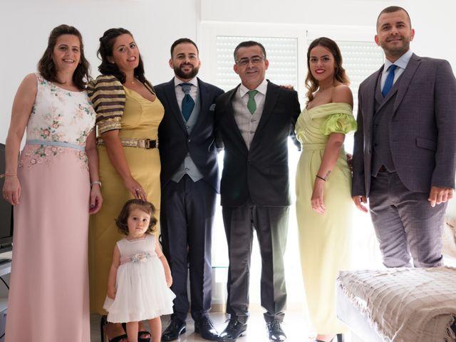 La boda de Darío y Silvia en Almería, Almería 24