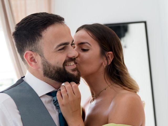 La boda de Darío y Silvia en Almería, Almería 26