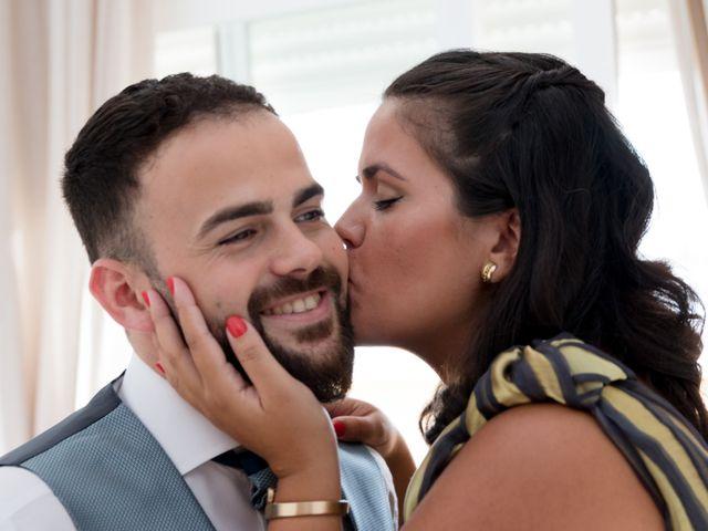 La boda de Darío y Silvia en Almería, Almería 27