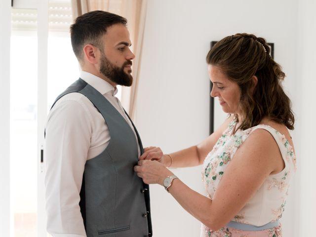 La boda de Darío y Silvia en Almería, Almería 29