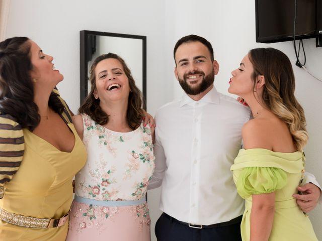 La boda de Darío y Silvia en Almería, Almería 32