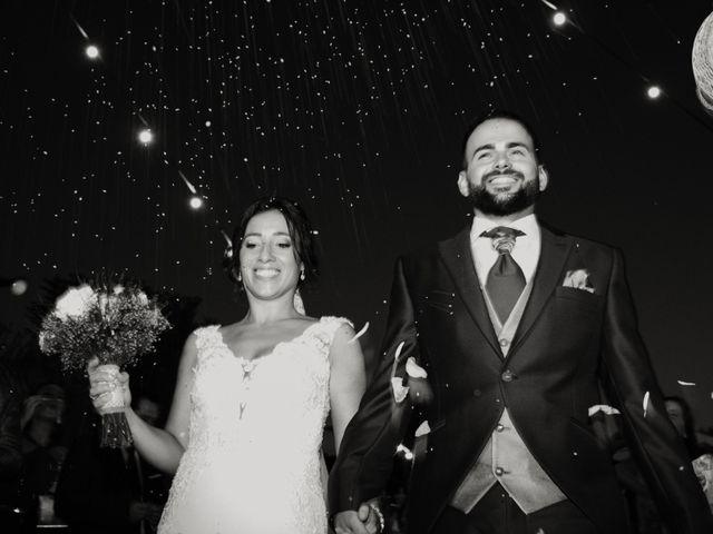 La boda de Darío y Silvia en Almería, Almería 37