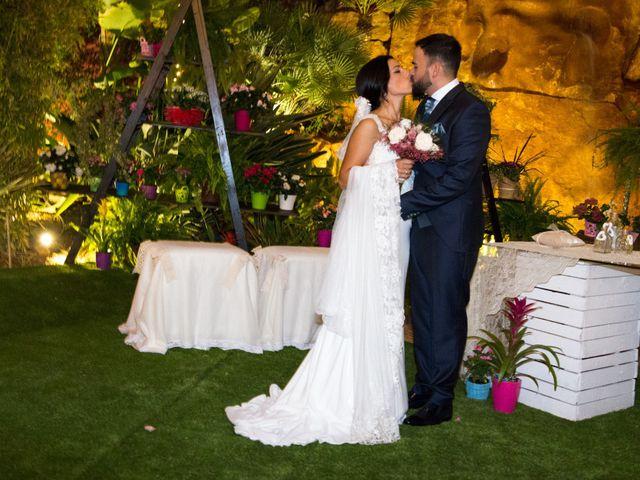 La boda de Darío y Silvia en Almería, Almería 38