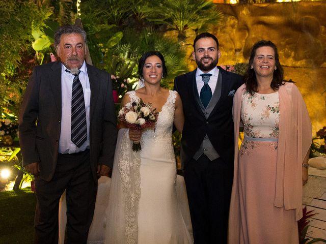 La boda de Darío y Silvia en Almería, Almería 39