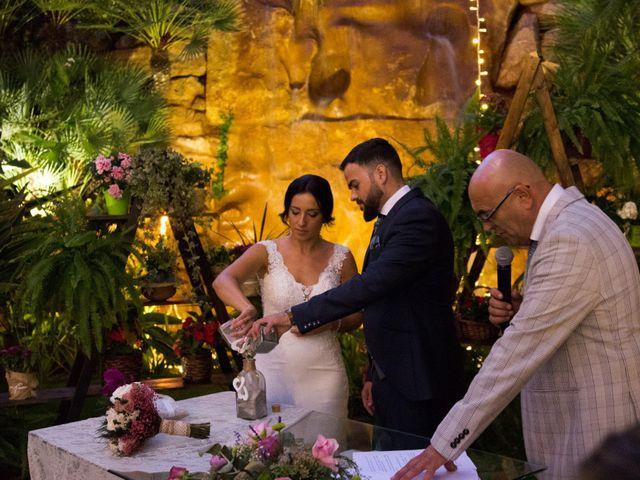 La boda de Darío y Silvia en Almería, Almería 41