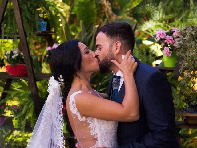 La boda de Darío y Silvia en Almería, Almería 43