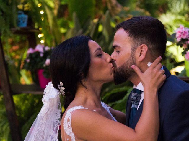 La boda de Darío y Silvia en Almería, Almería 44