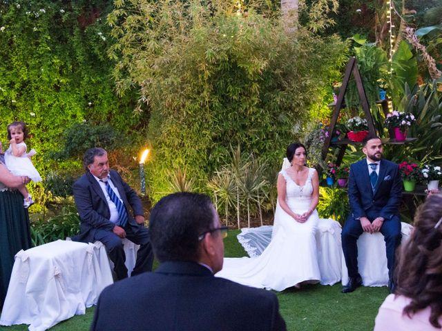 La boda de Darío y Silvia en Almería, Almería 48