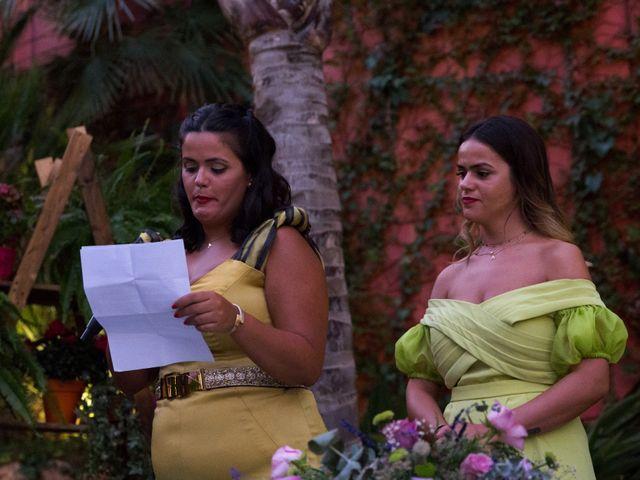 La boda de Darío y Silvia en Almería, Almería 49