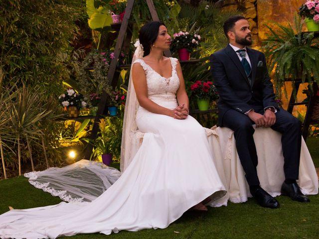 La boda de Darío y Silvia en Almería, Almería 50