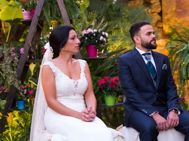 La boda de Darío y Silvia en Almería, Almería 51