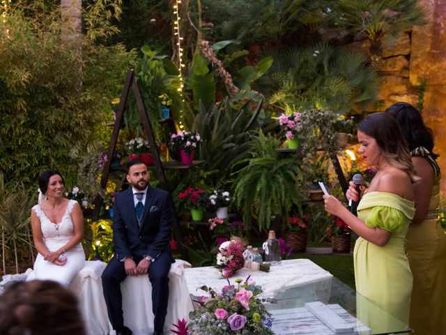 La boda de Darío y Silvia en Almería, Almería 53