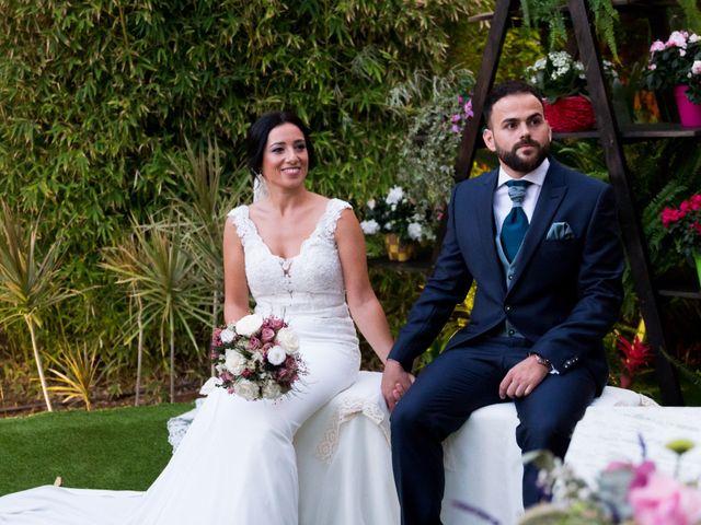 La boda de Darío y Silvia en Almería, Almería 54