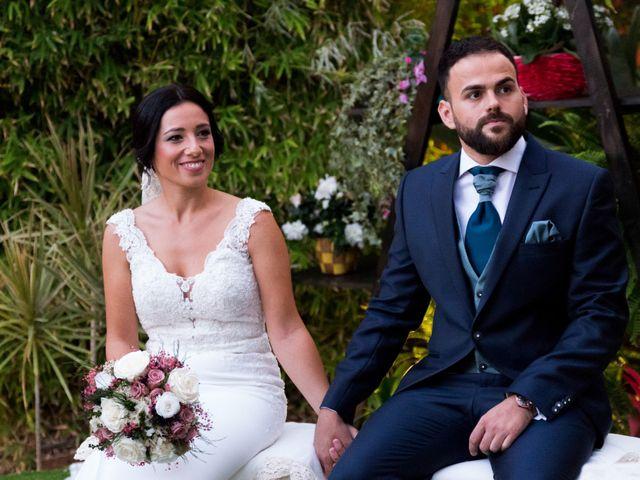 La boda de Darío y Silvia en Almería, Almería 55