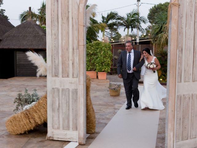 La boda de Darío y Silvia en Almería, Almería 57