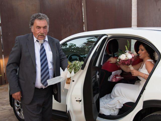 La boda de Darío y Silvia en Almería, Almería 58