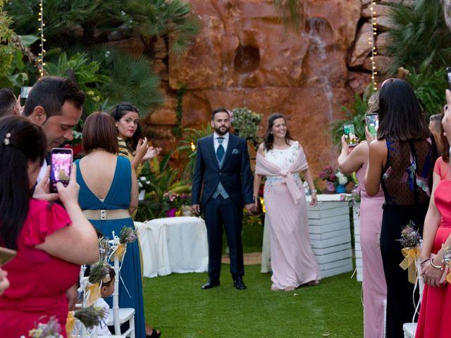 La boda de Darío y Silvia en Almería, Almería 59