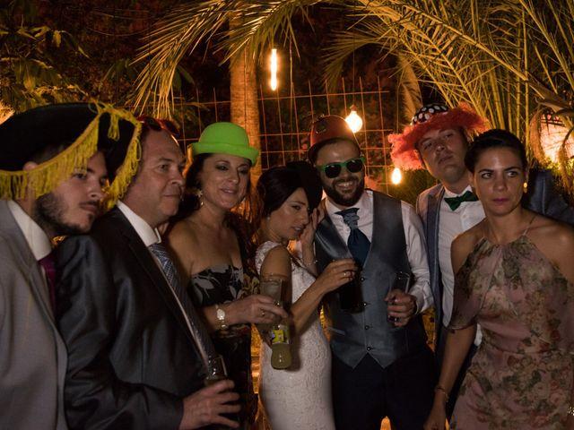 La boda de Darío y Silvia en Almería, Almería 62