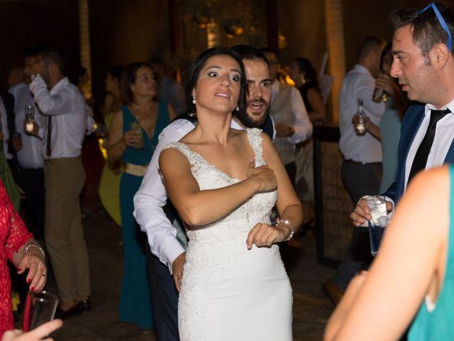 La boda de Darío y Silvia en Almería, Almería 65