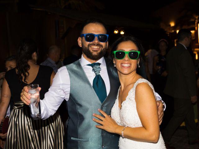 La boda de Darío y Silvia en Almería, Almería 66