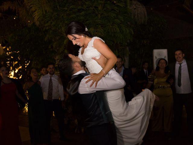 La boda de Darío y Silvia en Almería, Almería 67