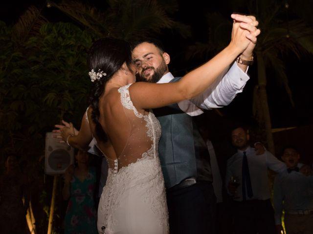 La boda de Darío y Silvia en Almería, Almería 68