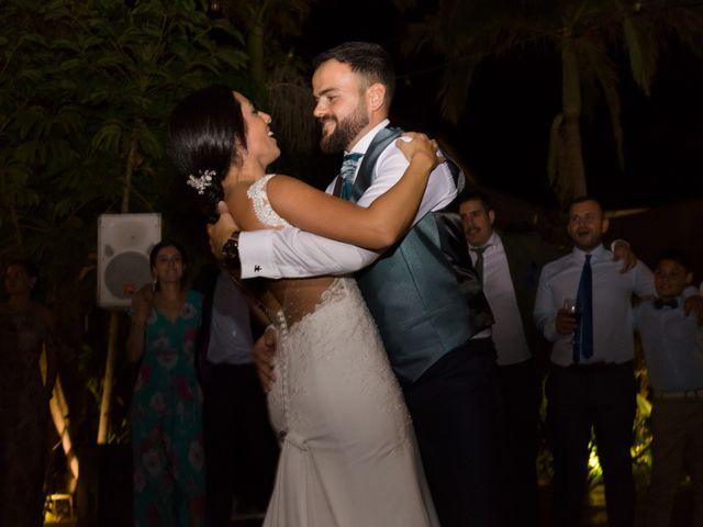 La boda de Darío y Silvia en Almería, Almería 69