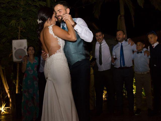 La boda de Darío y Silvia en Almería, Almería 70