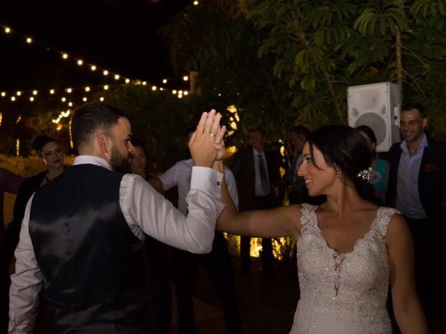 La boda de Darío y Silvia en Almería, Almería 71