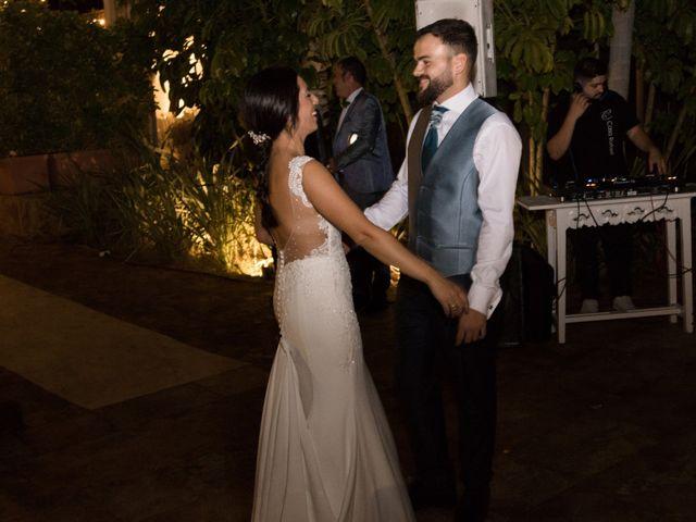 La boda de Darío y Silvia en Almería, Almería 72