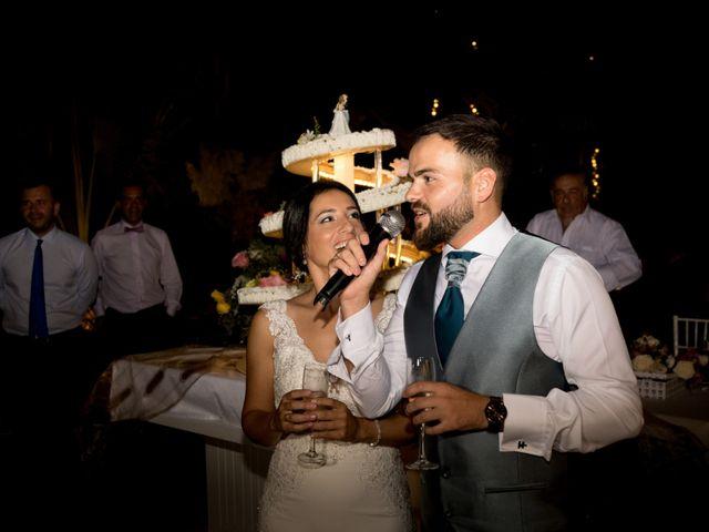 La boda de Darío y Silvia en Almería, Almería 73