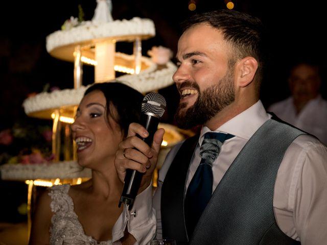 La boda de Darío y Silvia en Almería, Almería 75