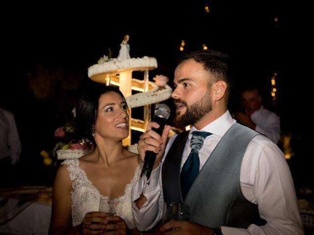 La boda de Darío y Silvia en Almería, Almería 76