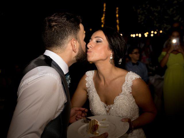 La boda de Darío y Silvia en Almería, Almería 78