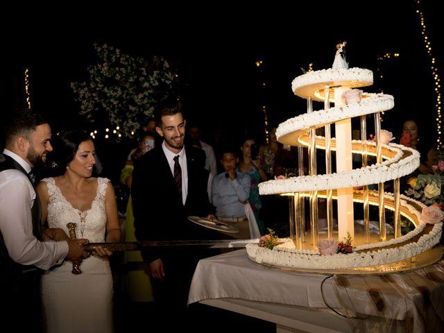 La boda de Darío y Silvia en Almería, Almería 79
