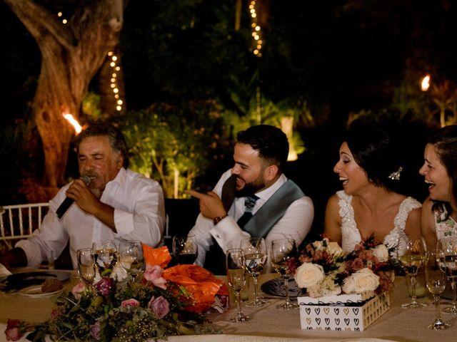 La boda de Darío y Silvia en Almería, Almería 82