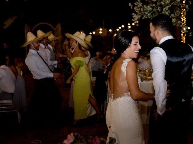 La boda de Darío y Silvia en Almería, Almería 83