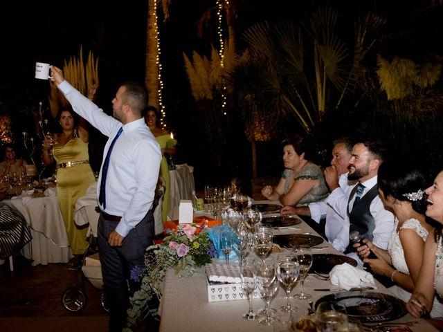 La boda de Darío y Silvia en Almería, Almería 84