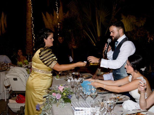 La boda de Darío y Silvia en Almería, Almería 85