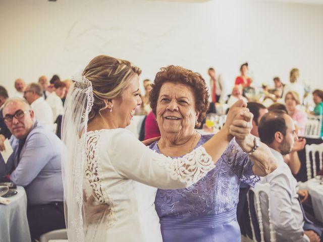 La boda de Javier y Laura en Quintana De La Serena, Badajoz 8