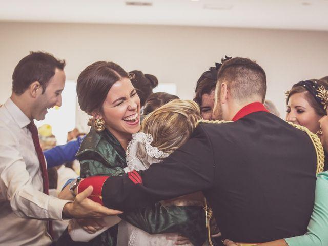 La boda de Javier y Laura en Quintana De La Serena, Badajoz 11