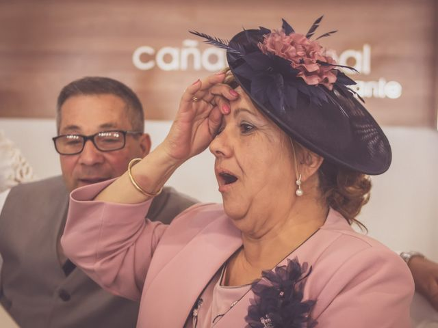 La boda de Javier y Laura en Quintana De La Serena, Badajoz 12