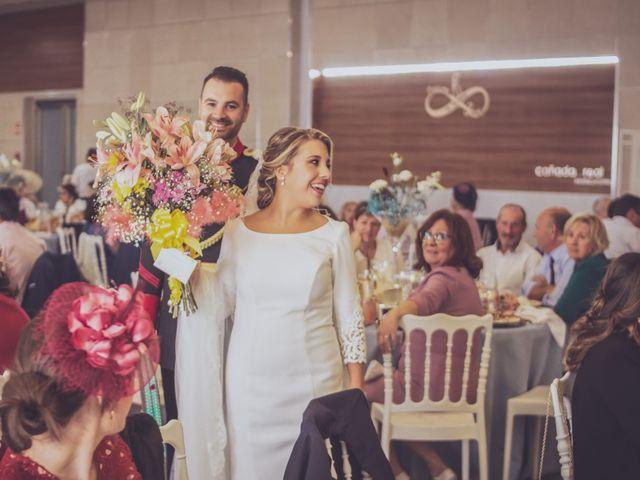 La boda de Javier y Laura en Quintana De La Serena, Badajoz 13