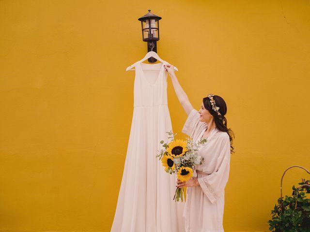 La boda de Capucine y Celia en Caracuel De Calatrava, Ciudad Real 8