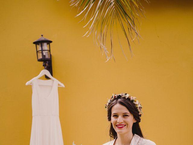 La boda de Capucine y Celia en Caracuel De Calatrava, Ciudad Real 9
